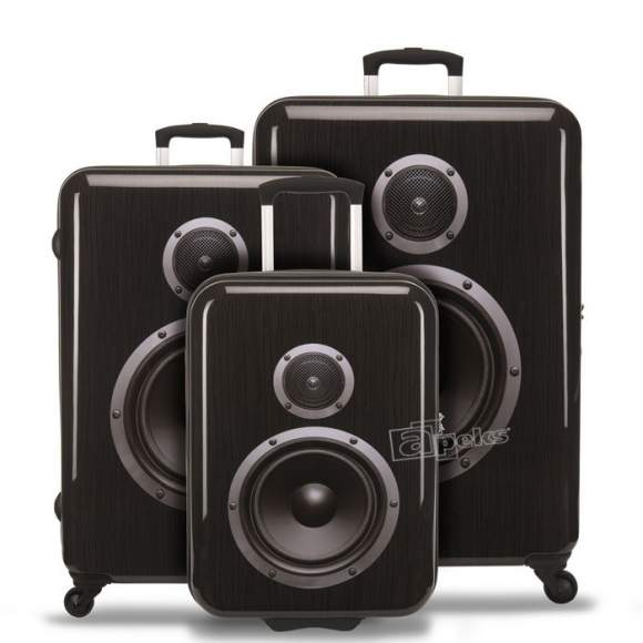 SuitSuit Boombox duża walizka