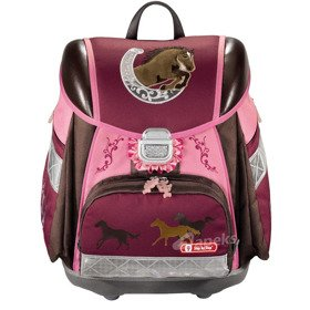 Hama Touch tornister szkolny Galloping Horse