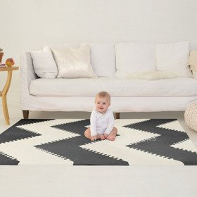 Skip Hop Mata Playspot Black/Cream GEO