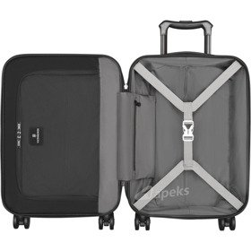 Spectra™ 2.0 Extra-Capacity Carry-On mała walizka poliwęglan