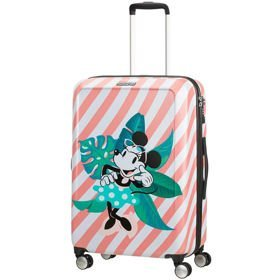 American Tourister Funlight Disney walizka średnia 67 cm / Minnie Miami Holiday