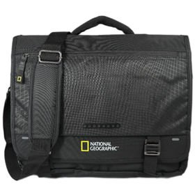 "National Geographic TRAIL torba na laptopa 15,6"" / RFID / N13407 czarna"
