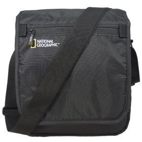 National Geographic Transform torba na ramię / saszetka / RFID / N13206.06 / Black