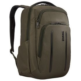 "Thule Crossover 2 Backpack 20L plecak na laptop 14"" i tablet 10,1"" / zielono - brązowy"