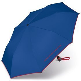 United Colors of Benetton Mini AC 56602 parasol krótki składany / Blue