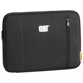 "Caterpillar LAPTOP ORGANIZER pokrowiec CAT / etui na laptop 13"" / czarny"