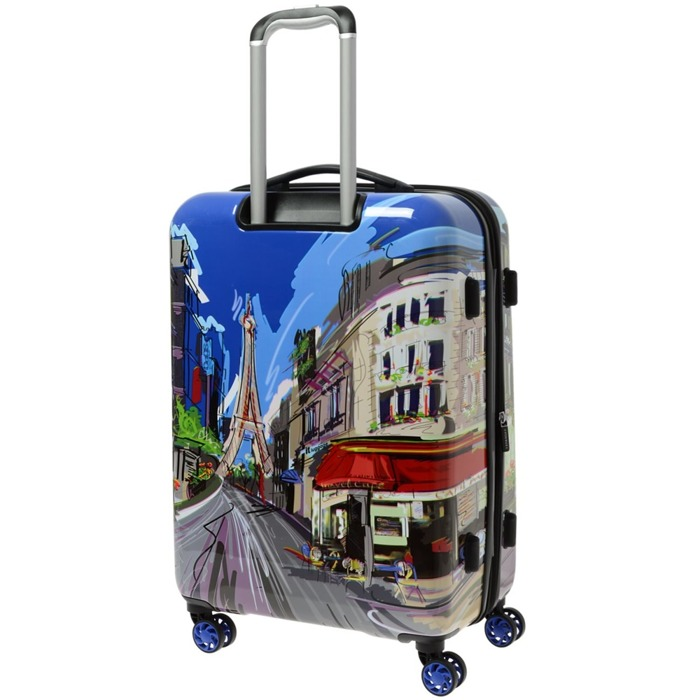 IT Luggage Imprint zestaw walizek / komplet / set / Paris Cafe (Day)