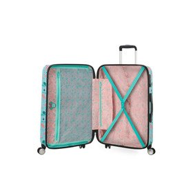 American Tourister Funlight Disney walizka średnia 67 cm / Minnie Miami Beach